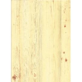 feuille décopatch bois clair