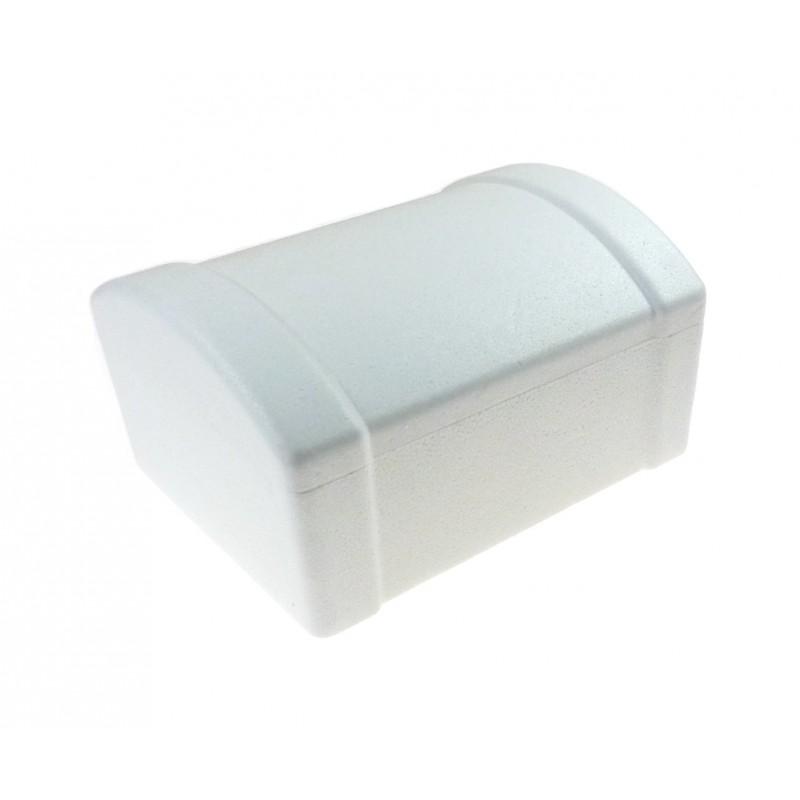 coffre en polystyr ne bo te 8x15x11 cm ideatiss. Black Bedroom Furniture Sets. Home Design Ideas