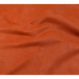 tissu suédine corail largeur 150cm x 50cm