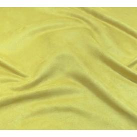 tissu suédine anis largeur 150cm x 50cm