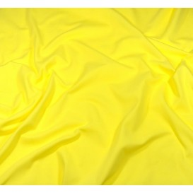 tissu jersey jaune largeur 160cm x 50cm