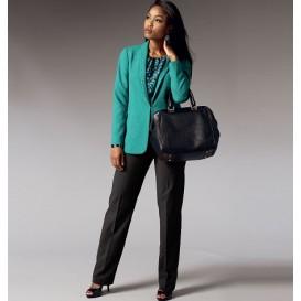 patron veste, haut, robe, jupe Butterick B5965