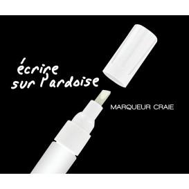 MARQUEUR CRAIE POUR ARDOISE 6ML