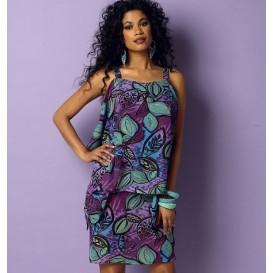 patron robe ajustée Butterick B6048