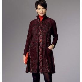 patron robe-manteau Butterick B6254