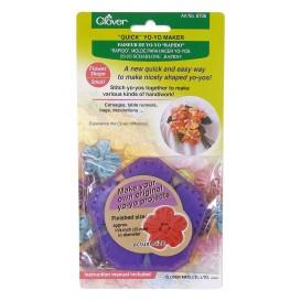 faiseur de yo-yo rapido fleur Clover 35mm