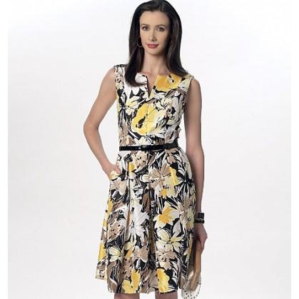 patron robe Vogue V9167