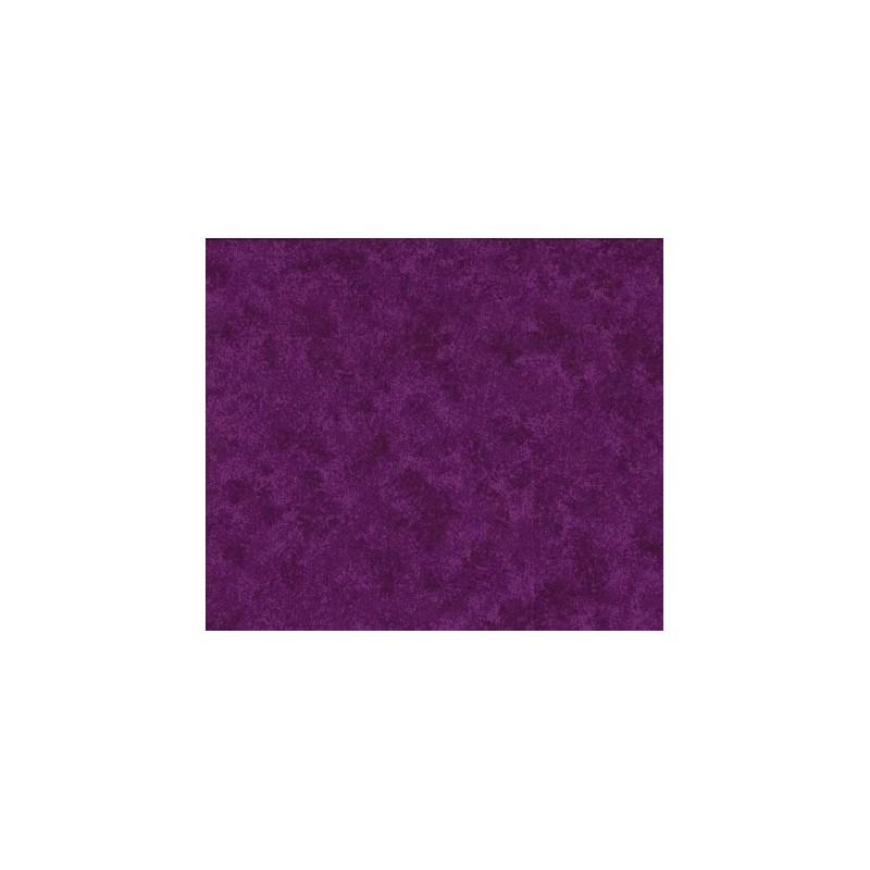 Tissu patchwork makower violet fonc largeur 110cm x 25cm - Couleur violet fonce ...