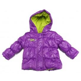 doudoune bébé violet girl 6mois