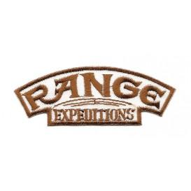 écusson range expeditions thermocollant