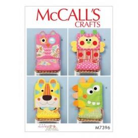 patron couvre-chaise et coussins McCall's M7396