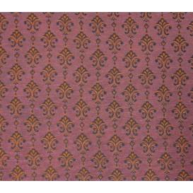 tissu ameublement sole violet largeur 150cm x 50cm