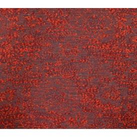 tissu ameublement lainage rouge largeur 150cm x 50cm