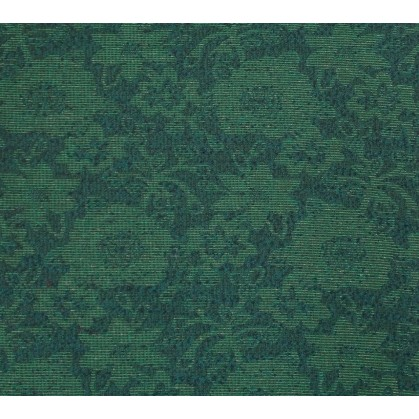 tissu ameublement lainage vert/bleu largeur 150cm x 50cm
