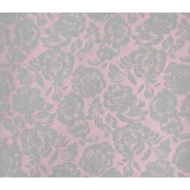 tissu ameublement martinique lilas largeur 150cm x 50cm