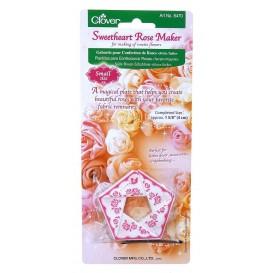 gabarits pour confection de roses Clover