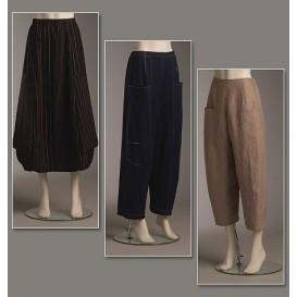 patron jupe et pantalon Vogue V8499