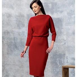 patron robe Vogue V1460