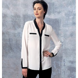 patron haut et chemise Vogue V1463