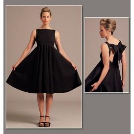 patron robe Vogue V1102
