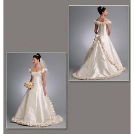patron robe Vogue V1095