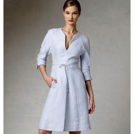patron robe Vogue V1381