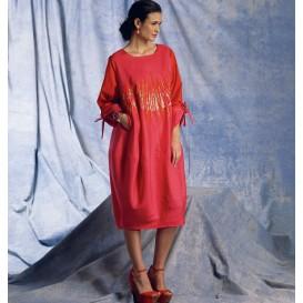 patron robe Vogue V1401
