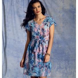 patron robe Vogue V1395