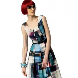 patron robe Vogue V1353