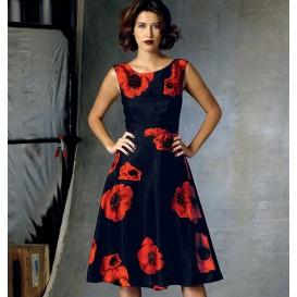 patron robe Vogue V1422
