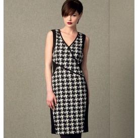 patron robe Vogue V1407