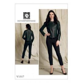 patron veste et pantalon Vogue V1517