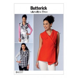 patron haut ample Butterick B6357