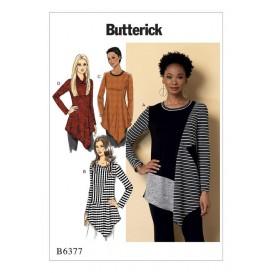 patron tunique Butterick B6377