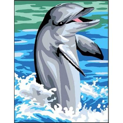 kit canevas margot dauphin n°2