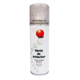 vernis spray pailleté iridescent odif 125 ML