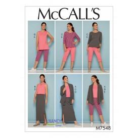 Mccall's Vestes Manteaux Et De Patrons Couture WAcEXc