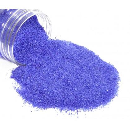 sable de couleur bleu 400gr