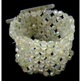 bracelet strass 5mm