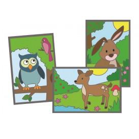 kit 3 cartes