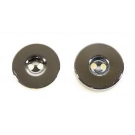 bouton magnétique à coudre 19mm