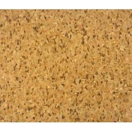 tissu liège naturel foncé largeur 140cm x 50cm