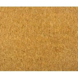 tissu liège naturel paillette or largeur 140cm x 50cm