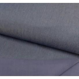 tissu déperlant jean bleu largeur 140cm x 50cm