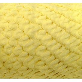 coupon 3m croquet serpentine jaune 10mm