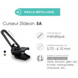 curseur ZlideOn 5A pour fermeture métal