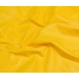 tissu feutrine jaune soleil largeur 180cm x 50cm