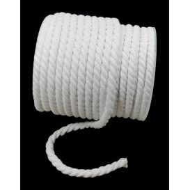 cordon mariage 7mm 100% Coton au mètre
