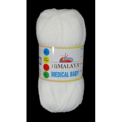 pelote de laine himalaya medical baby