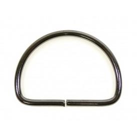 demi anneau métal 20mm tous usages